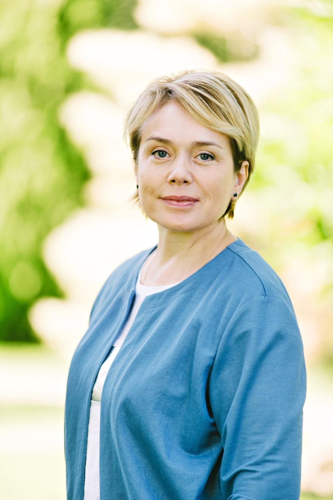 У Лилии Гриневич была двойка за невыученный стих / facebook.com/liliya.grynevych