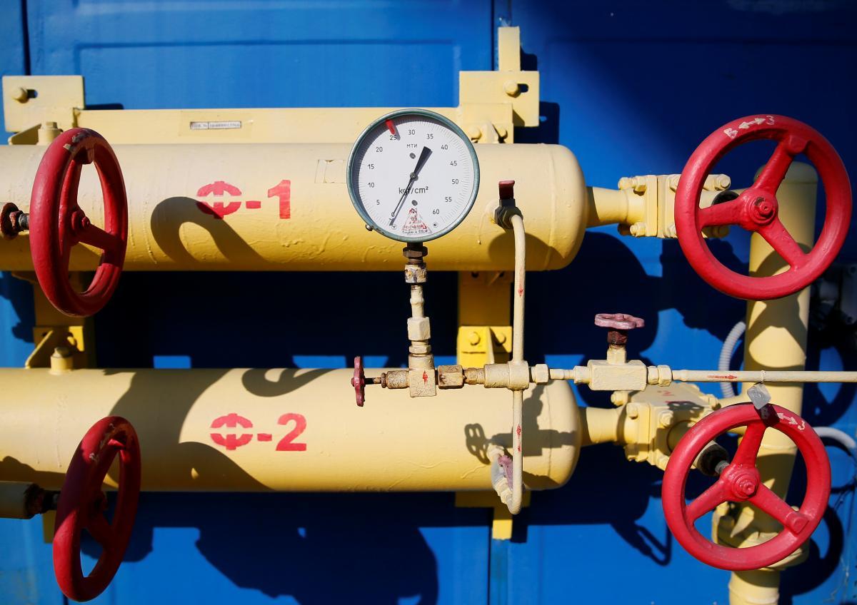 6 октября цена продажи газа в Европе достигла почти 2 тыс. долл. за тысячу кубов / фото REUTERS