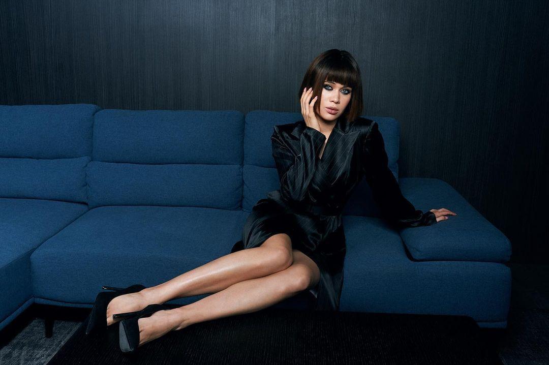 Певица Lida Lee / instagram.com/lidalee_official