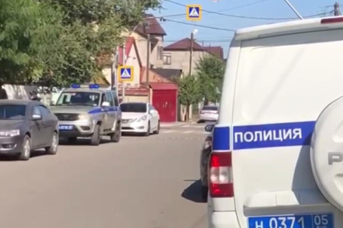 В российской школе зарезан мальчик/ Скриншот