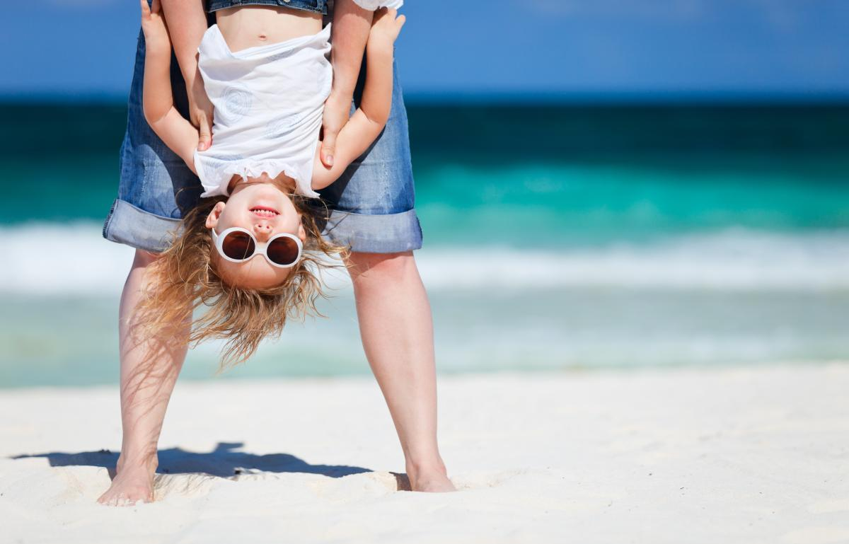 Як виїхати з дитиною за кордон / depositphotos.com