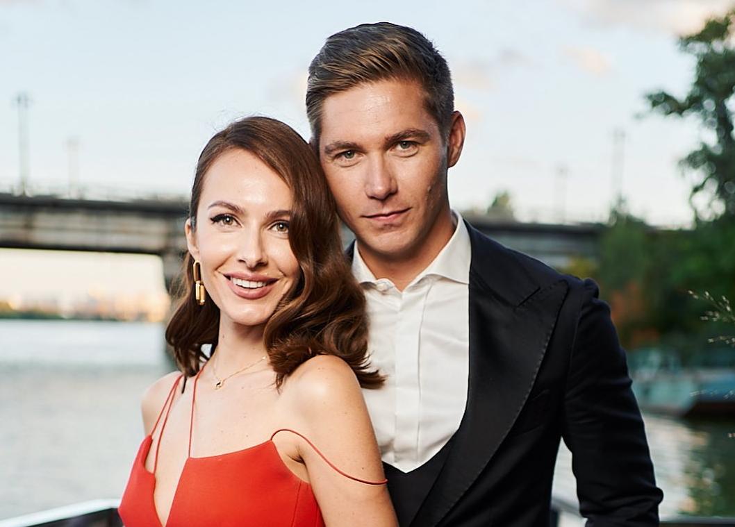 Остапчук показал фото с женой / instagram.com/vova_ostapchuk