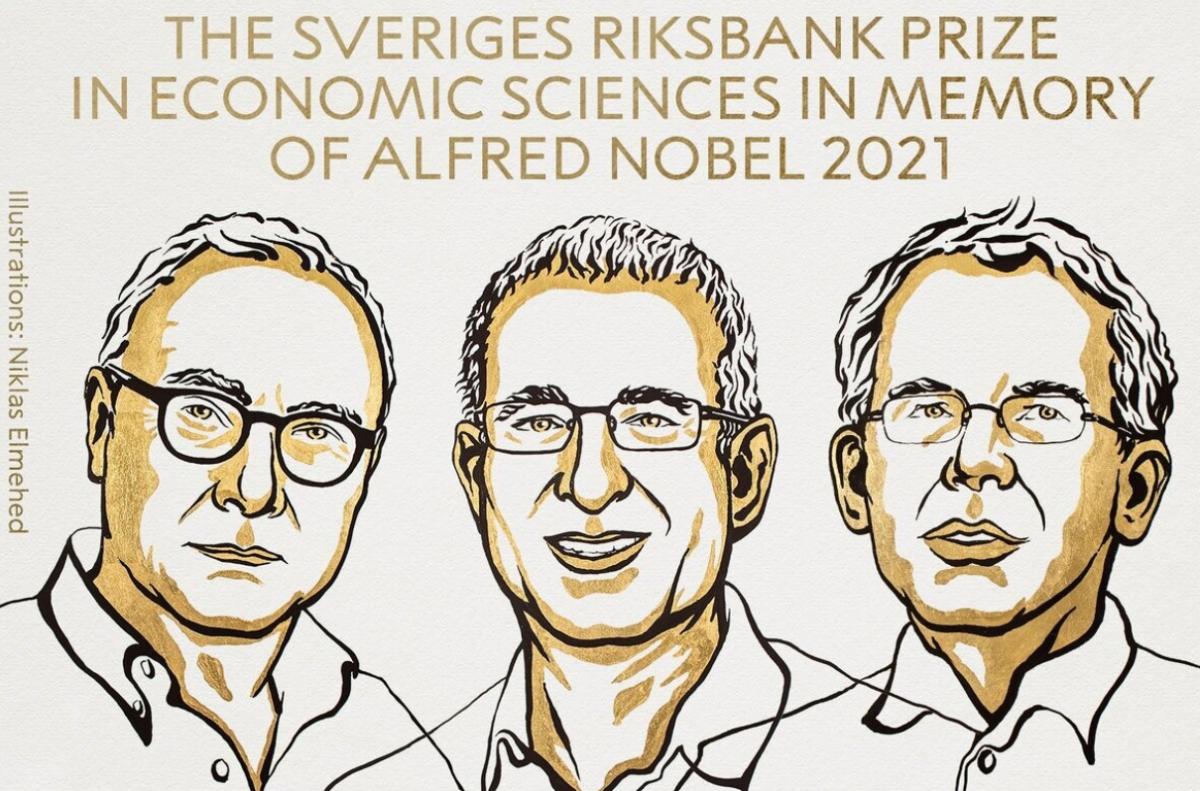 Стало известно, кто получил Нобелевскую премию по экономике / фото nobelprize.org