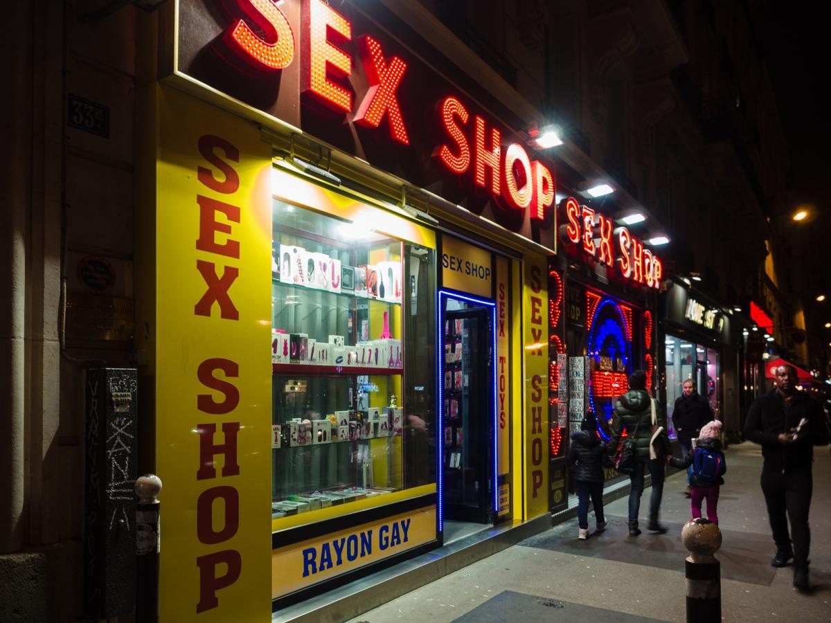 В Британии открыли секс-шоп для онкобольных людей / фото: ua.depositphotos.com