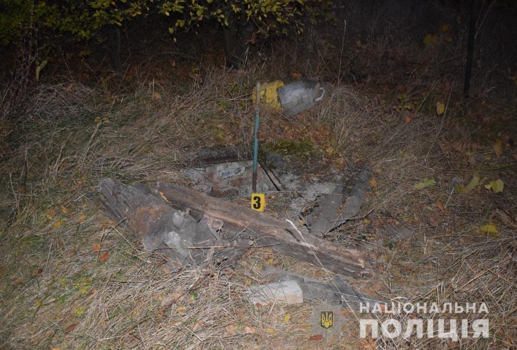 Тело женщины нашли в колодце / фото НПУ