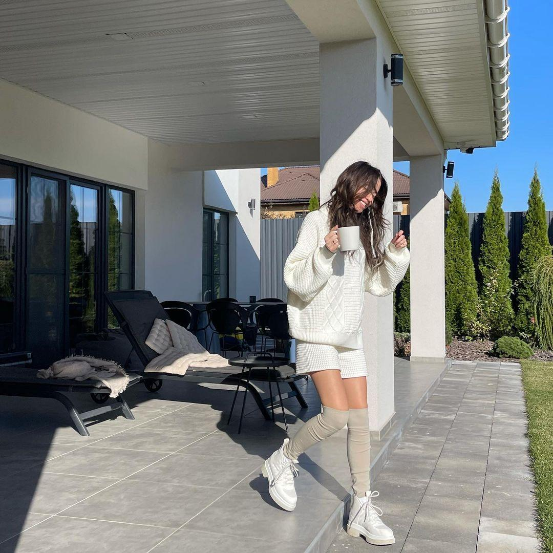 Надя Дорофеева показала дом / фото instagram.com/nadyadorofeeva