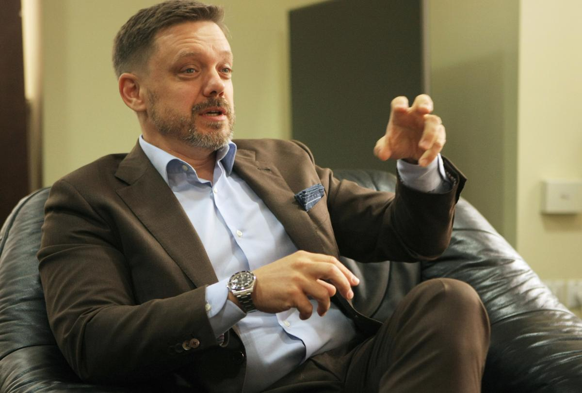 Евгений Мецгер увольняется из Укрэксимбанка / фото REUTERS