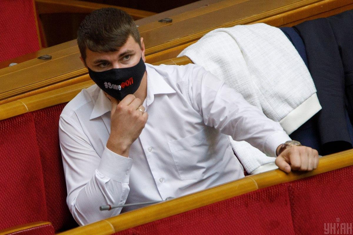 В МВД сообщили, когда станет известна основная версия смерти Антона Полякова / УНИАН
