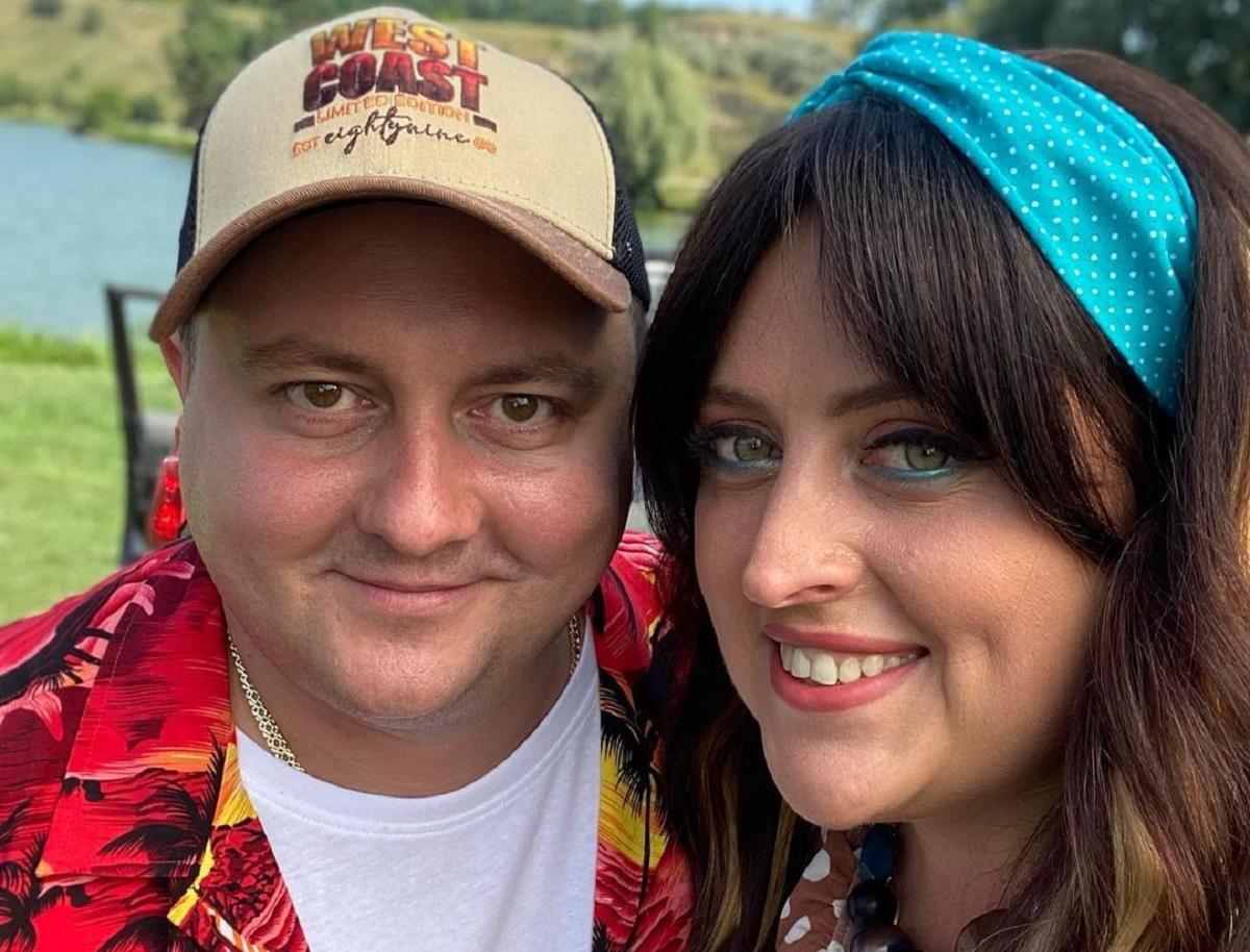 Ірина Гатун та Юрій Ткач грають подружжя / фото - instagram.com/irina_gatun