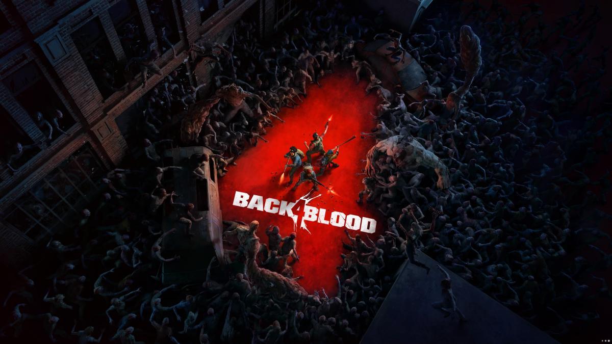 Back 4 Blood / скриншот
