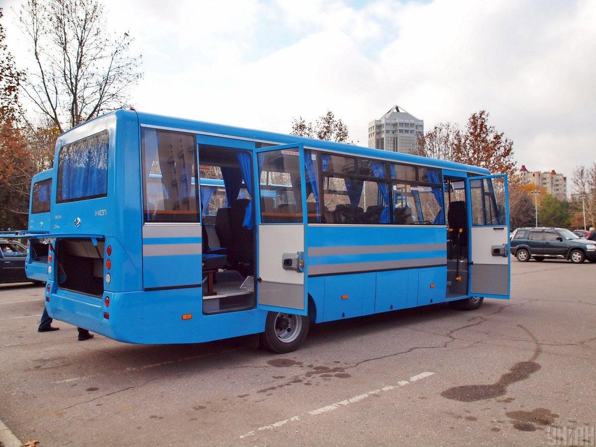 После того, как в Украине изменятся правила перевозки пассажиров, в Одессу можно будет попасть после двух проверок / иллюстративное фото УНИАН
