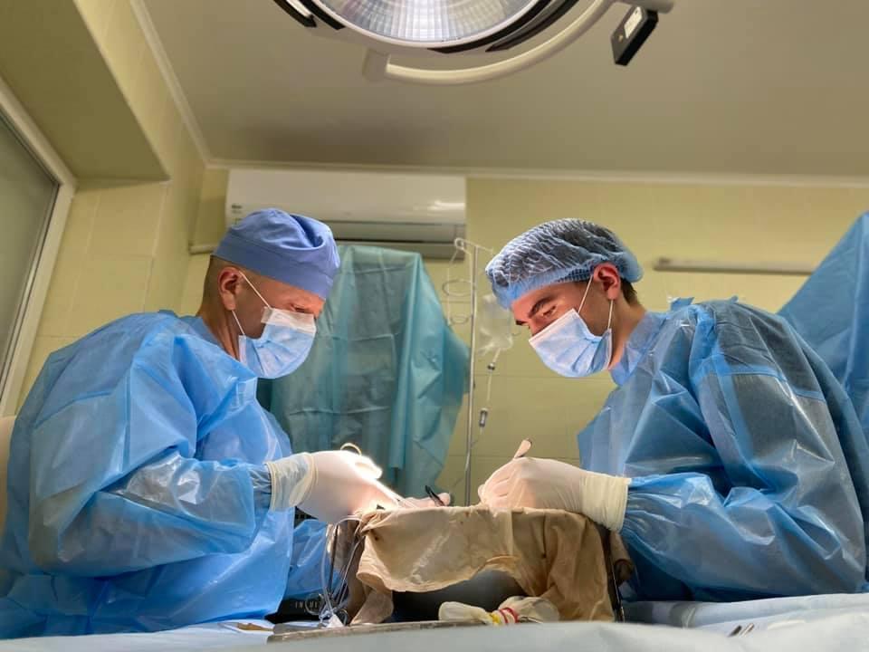Донором органов стал 50-летний мужчина \ фото Фейсбук Олег Самчук