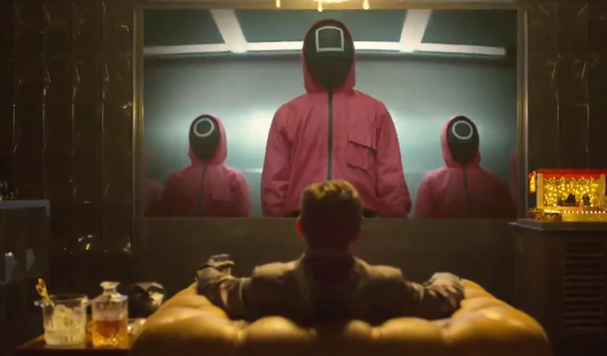 "Сериал ""Игра в кальмара"" возглавил топ Netflix / скриншот"