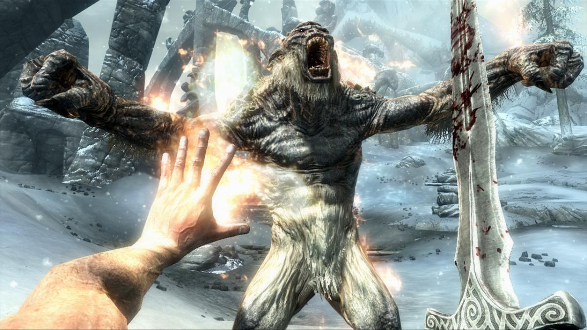 Ювілейне видання Skyrim не підтримуватиме більшість модів / фото Bethesda Game Studios
