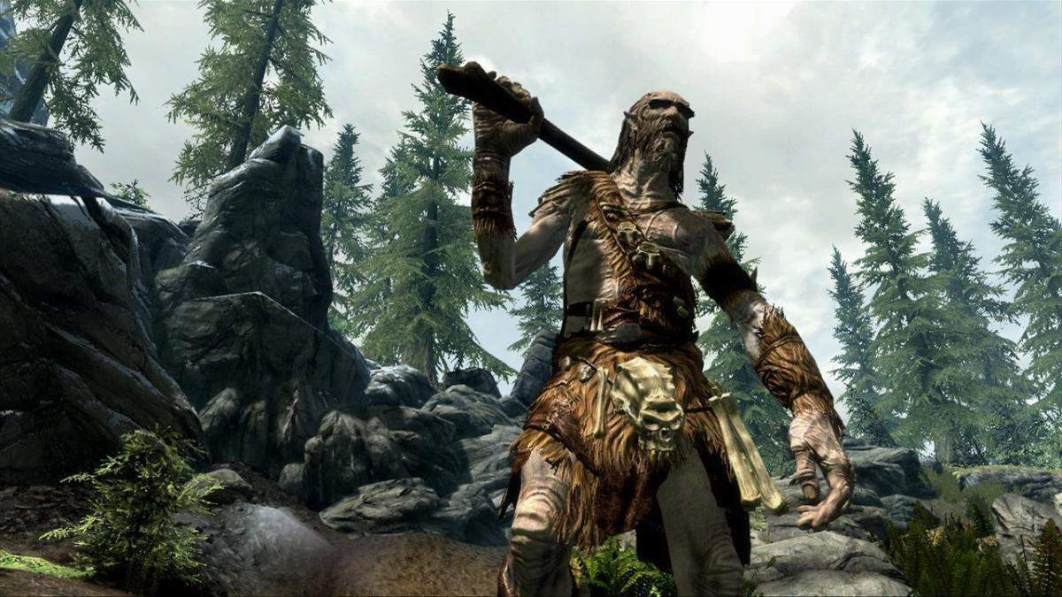The Elder Scrolls V: Skyrim / фото Wccftech