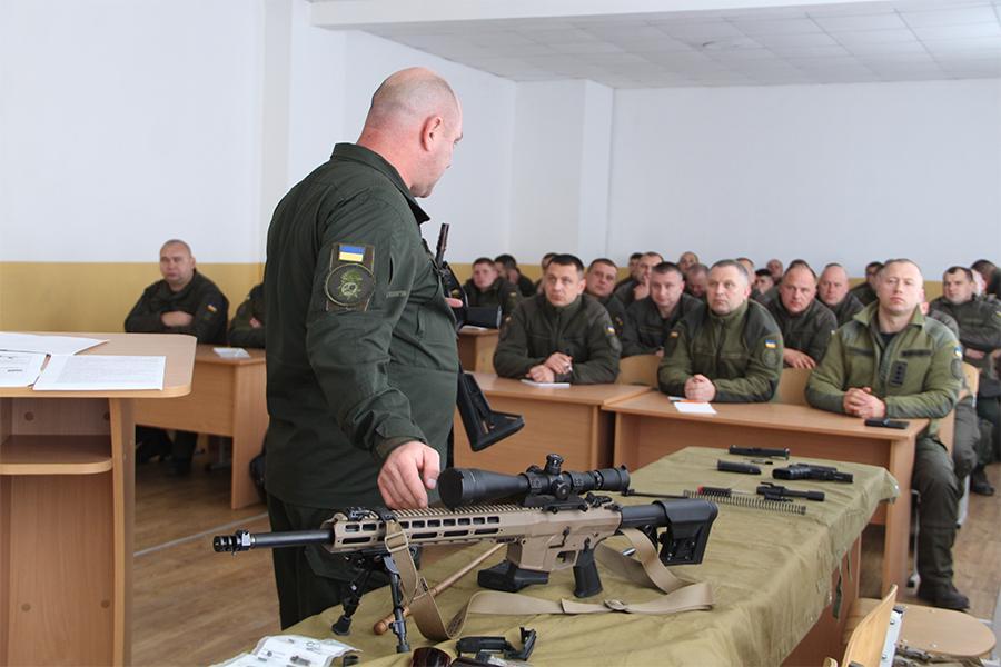 НГУ получит новое оружие / фото НГУ