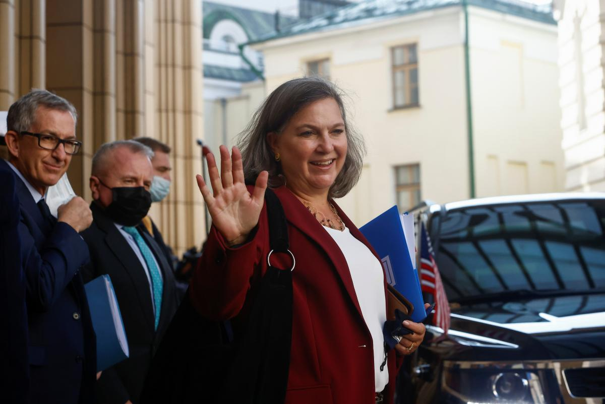 Nuland is visiting Moscow \ photo REUTERS