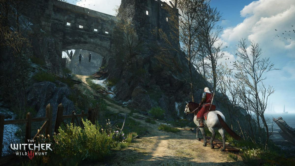 The Witcher 3: Wild Hunt Game / фото CD Projekt RED