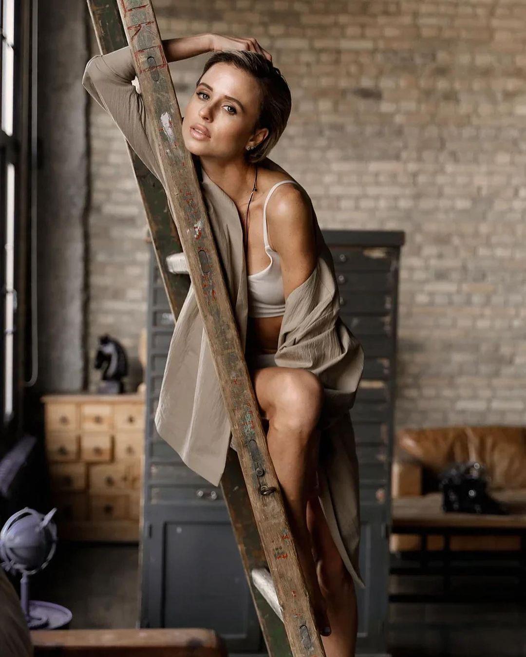 Мирослава Карпович сильно схудла / фото instagram.com/m1r0slava_karpovich