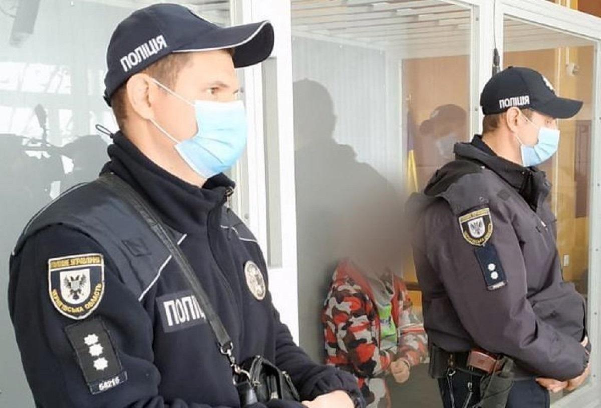 Раніше чотирьом особам вже інкримінували умисне вбивство, вчинене за попередньою змовою групою осіб / фото МВС