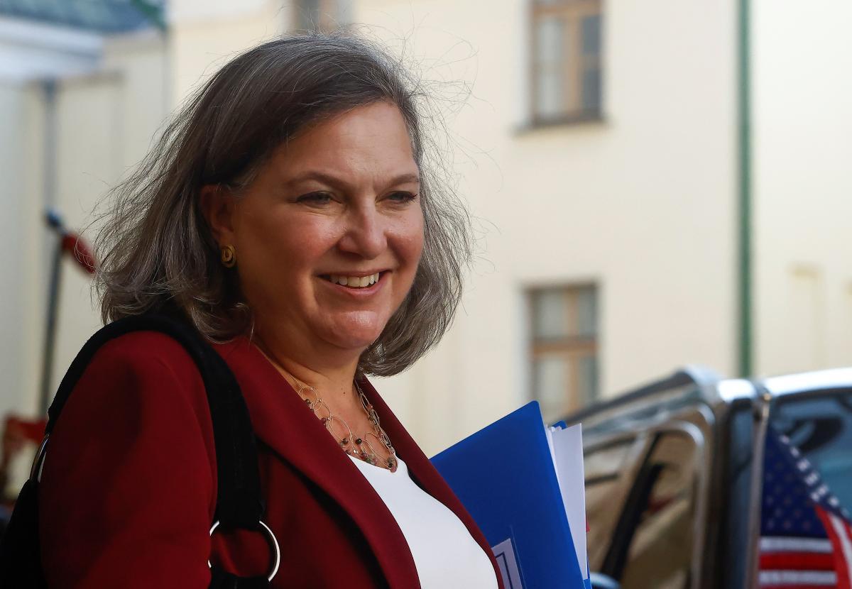 В посольстве США отреагировали на встречу Нуланд и Козака / фото REUTERS