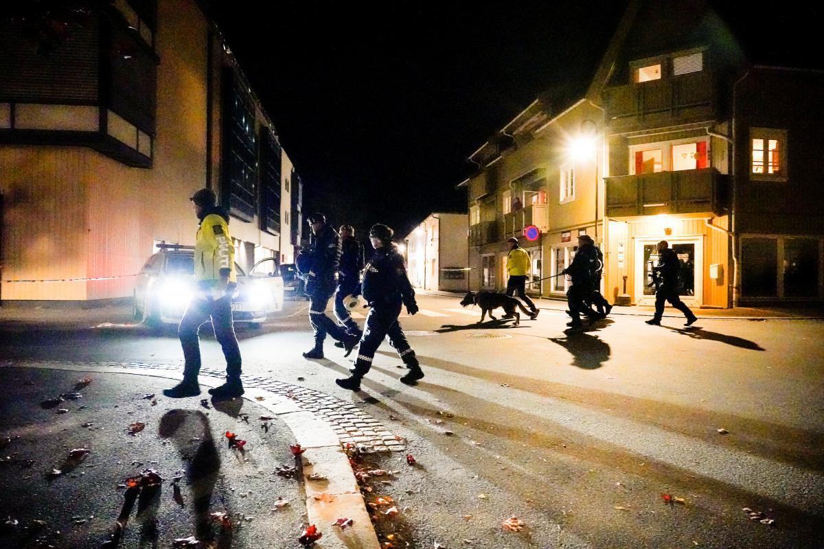 Мужчина застрелил несколько человек излука/ фото REUTERS
