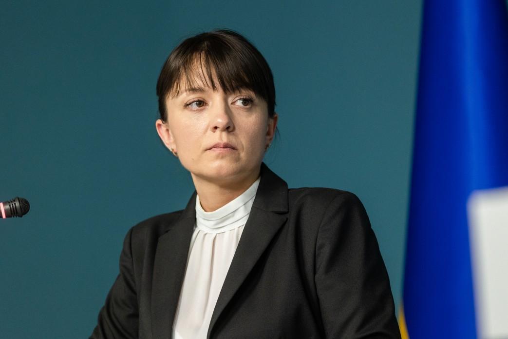 Алена Вербицкая / фото president.gov.ua