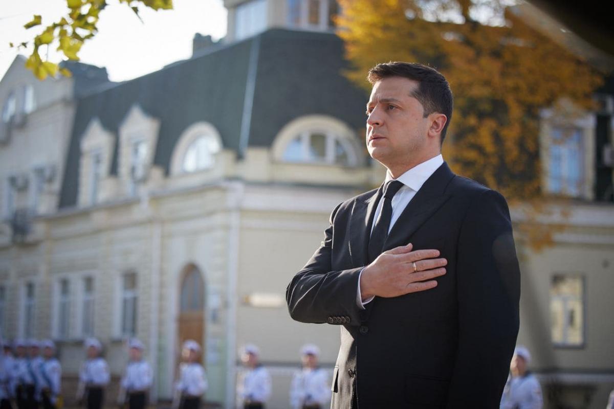 Зеленський посмертно присвоїв звання Героя України двом військовим \ фото president.gov.ua