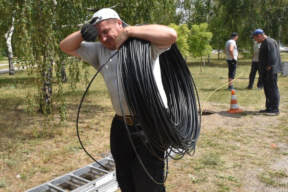 ВУкраїні виробляються не всі види кабельно-провідникової продукції \ фото УНІАН