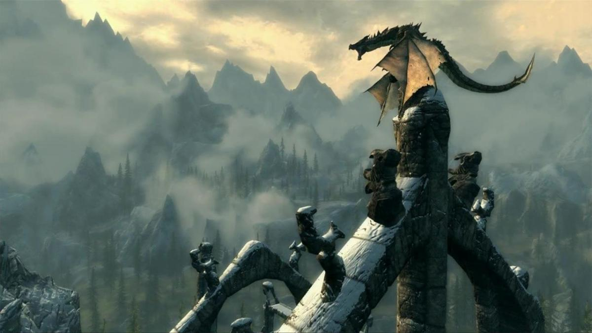 The Elder Scrolls V: Skyrim / фото GamingBolt