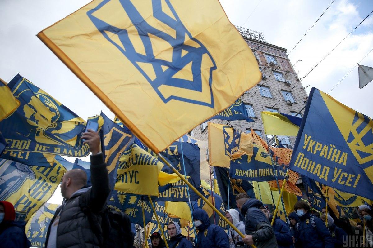 В Киеве до праздничного марша оскорбили евреев / иллюстративное фото УНИАН