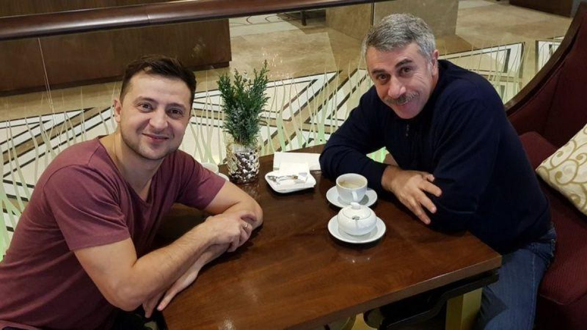 Классный кейс: Комаровский назвал главное достижение президента Зеленского за 2,5 года работы