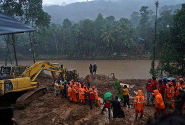 Десятки людей загинули через повінь в Індії (відео)