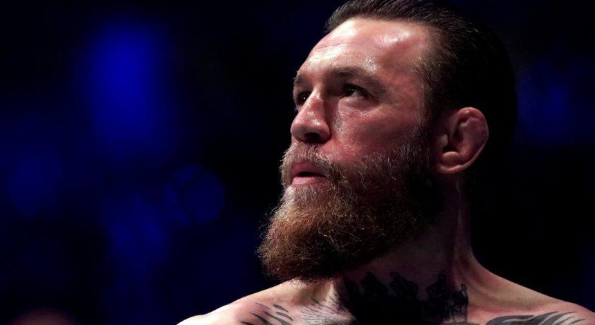 Зірка UFC Макгрегор зламав ніс діджею після хрещення свого сина у Ватикані